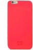 """Melkco Air PP Case for Apple iPhone 6S/6 (4.7"""") - Red (APIP6FUTPPRD) мал.1"""