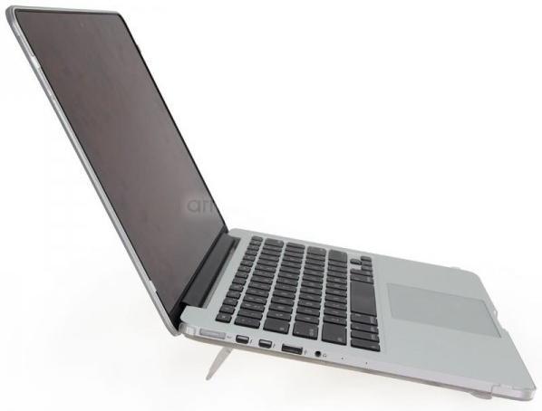 Чеол для ноутбука iPearl Crystal Case for MacBook Pro13 (Clear) .