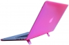 """iPearl Crystal Case for MacBook Pro13"""" (Pink) мал.2"""