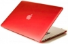"iPearl Crystal Case for MacBook Pro13"" (Red) рис.1"