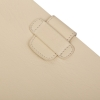 Kazee CarryEasy Genuine Leather Sleeve iPad4/Tablet PC Beige (KZ-FCiPD2) рис.4