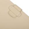 Kazee CarryEasy Genuine Leather Sleeve iPad4/Tablet PC Beige (KZ-FCiPD2) мал.4
